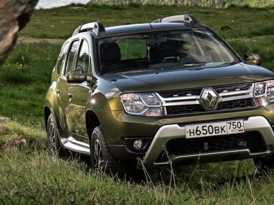 Выбираем Renault Duster I с правильным мотором